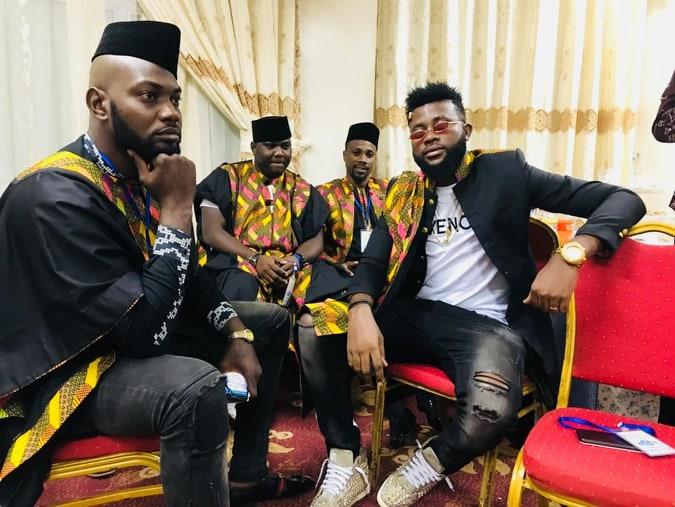 Retenue parmi les trois meilleures chansons présélectionnées par les membres du jury du Cocan 20-21, le titre du collectif Gyga Africa est un mélange de plusieurs cultures et langues camerounaises.