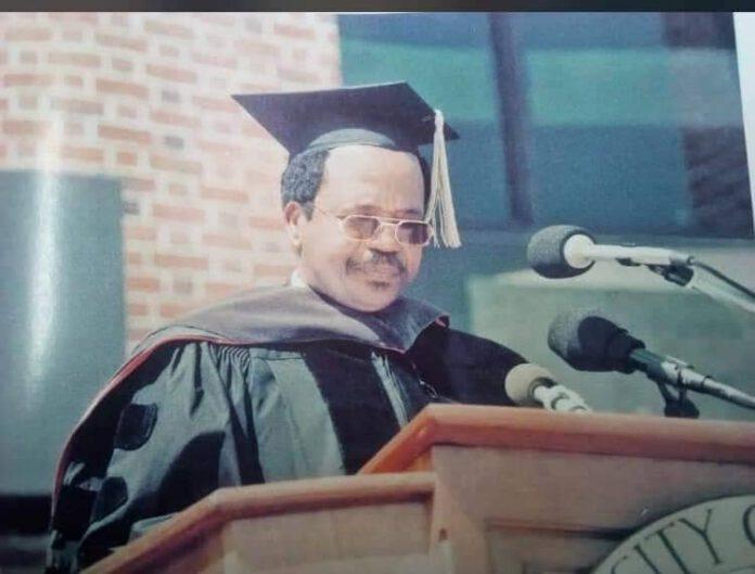 Même les démons de la manipulation, de la mauvaise foi et de la démocratie n'effaceront pas les belles pages de l'histoire du Cameroun écrites par cet homme politique de classe exceptionnelle.