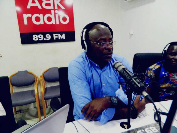 Révélation faite ce jour sur les antennes d'ABK Radio par le chef du département de la communication de la société d'État.