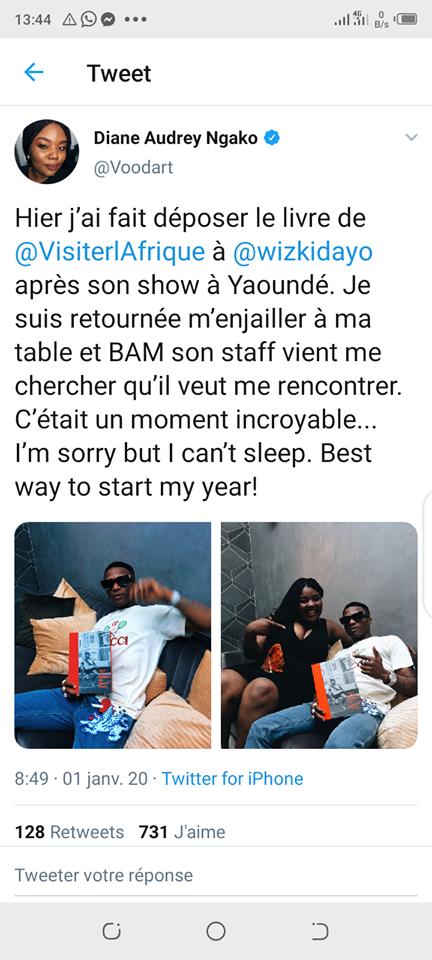 Les fabricants de mensonges sur Camair-co et sur la visite de l'artiste nigérian à Brenda Biya ne peuvent pas répondre à cette question.