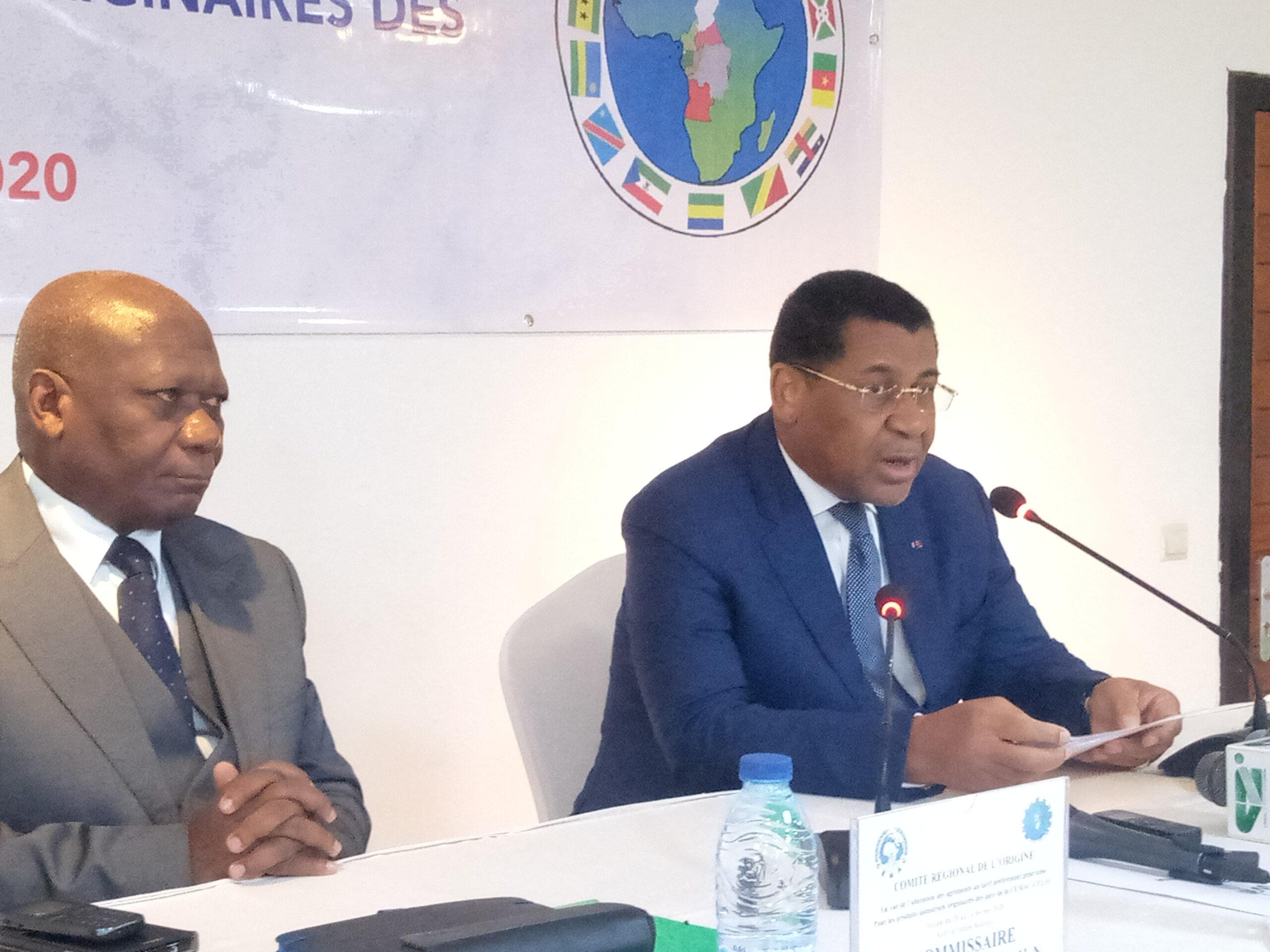 304 produits de 25 entreprises du Cameroun, de la Centrafrique, du Congo, du Gabon et de la Guinée Equatoriale, ont eu leur ticket d'accès à la libre circulation dans la sous-région Afrique centrale (Cemac) le 24 février.