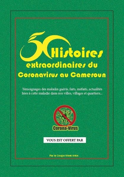 Des ex malades du virus racontent leurs histoires dans une brochure en production au Cameroun.