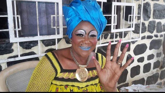 Décès de la chanteuse Nguea Laroute