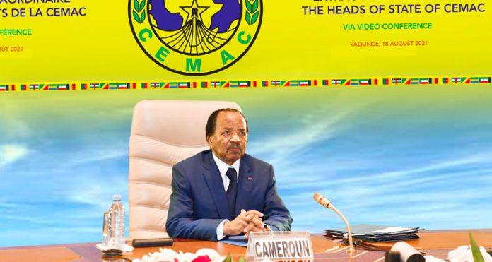 Cette session a pour thème principal : « Mise en œuvre des décisions et résolutions du sommet extraordinaire des Chefs d'Etat de la Cemac du 18 août 2021 ».