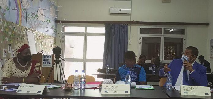 Grâce Deflorine Manga fait le constat selon lequel les femmes sont les moins gradées des Forces de défense et de sécurité (FDS) du Cameroun.