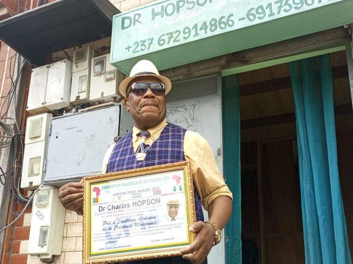 Sur le pied de guerre contre les maladies émergentes, le médecin ortho-moléculaire Camerounais est fortement encouragés par plusieurs organisations professionnelles pour ses réalisations.