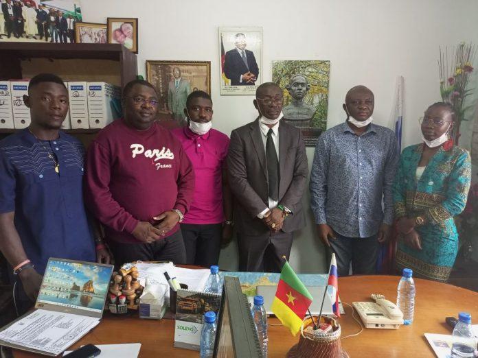 L'annonce est faite ce samedi 9 octobre 2021 à Douala par l'Association panafricaine pour l'excellence, l'éducation, le développement et l'amitié au cours de la visite de ses locaux par un responsable du ministère des Relations extérieures.
