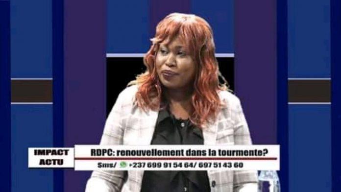 En plus de deux autres programmes sur la chaîne de télévision du groupe La Météo, elle anime depuis trois semaines, «Impact Actu».